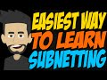 Easiest Way to Learn Subnetting