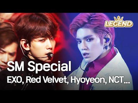 SM Special - EXO, Red Velvet, NCT 127 [2018 KBS Song Festival / 2018.12.28]