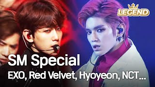 Download lagu SM Special - EXO, Red Velvet, Hyoyeon, NCT Dream, NCT U [2018 KBS Song Festival / 2018.12.28]
