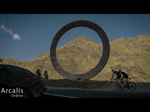 Arcalís (Ordino) with Dan Martin - Cycling Inspiration & Education