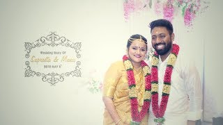 Supreeta + Manu | Wedding Teaser | Indian Wedding | South Wedding | Traction Films