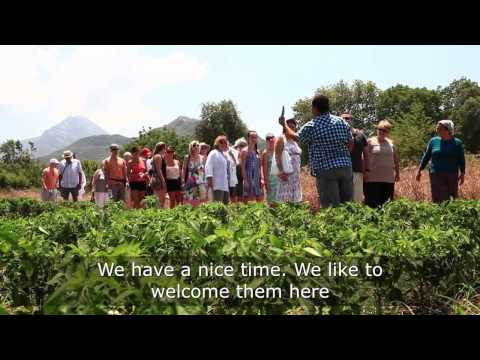 GSF Awards 2015 | The Travel Foundation | The Taste of Fethiye
