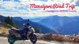 Munsiyari Trip | Munsiyari Road Trip | Munsiyari Tour Video in Hindi | Munsiyari Tour Guide