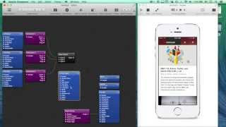 Quartz Composer для дизайнеров: Origami и Sketch