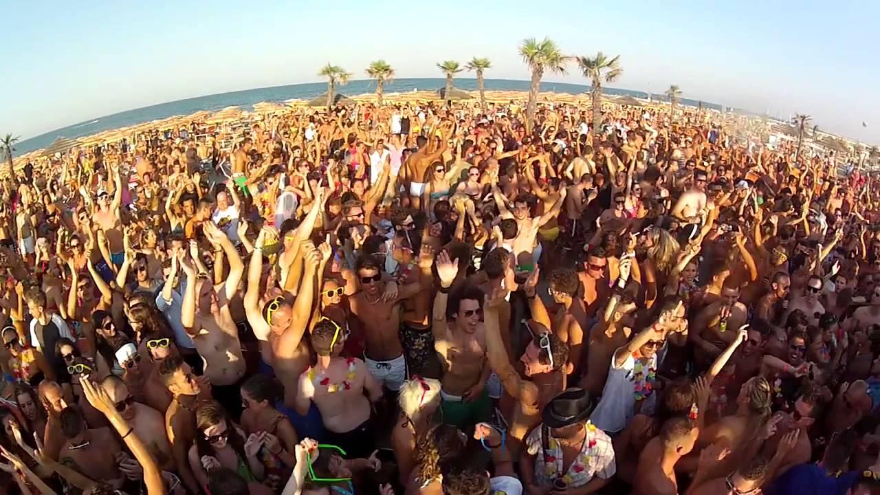 Papeete Beach - 25 Dicembre 2012 - ( Aspettando L\' Estate ) - YouTube