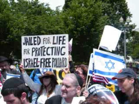 Netanyahu Supporters at the White House, May 18, 2009