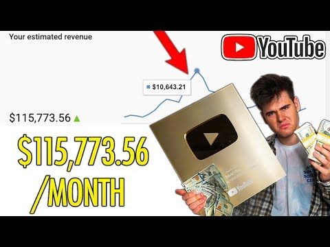 How To Make MONEY on YouTube WITHOUT MAKING VIDEOS AT ALL, Here's How