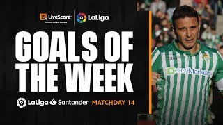 Goals of the Week: Canales' wonder free kick on MD14