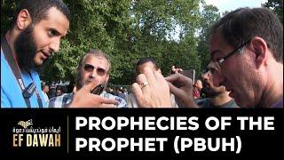 Prophecies of the Prophet pbuh