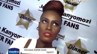 Fashionista: Juliana Super Fans