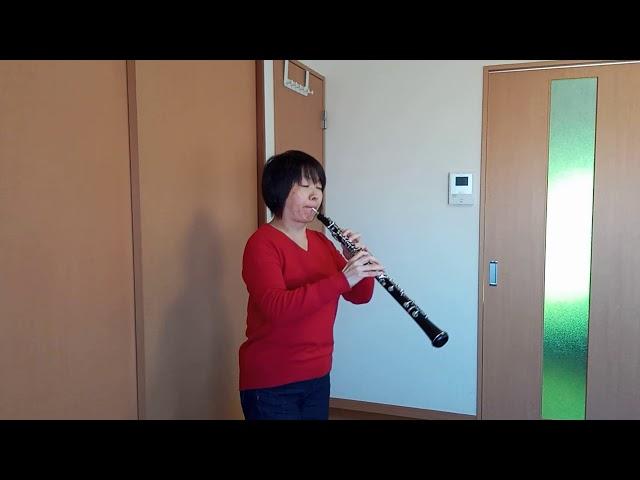 【#ジュ・トゥ・ヴ】#サティ #回転木馬  #君が欲しい #オーボエ #oboe  #吹奏楽 #耳コピ #ロレー #loree #オーボエで吹いてみた
