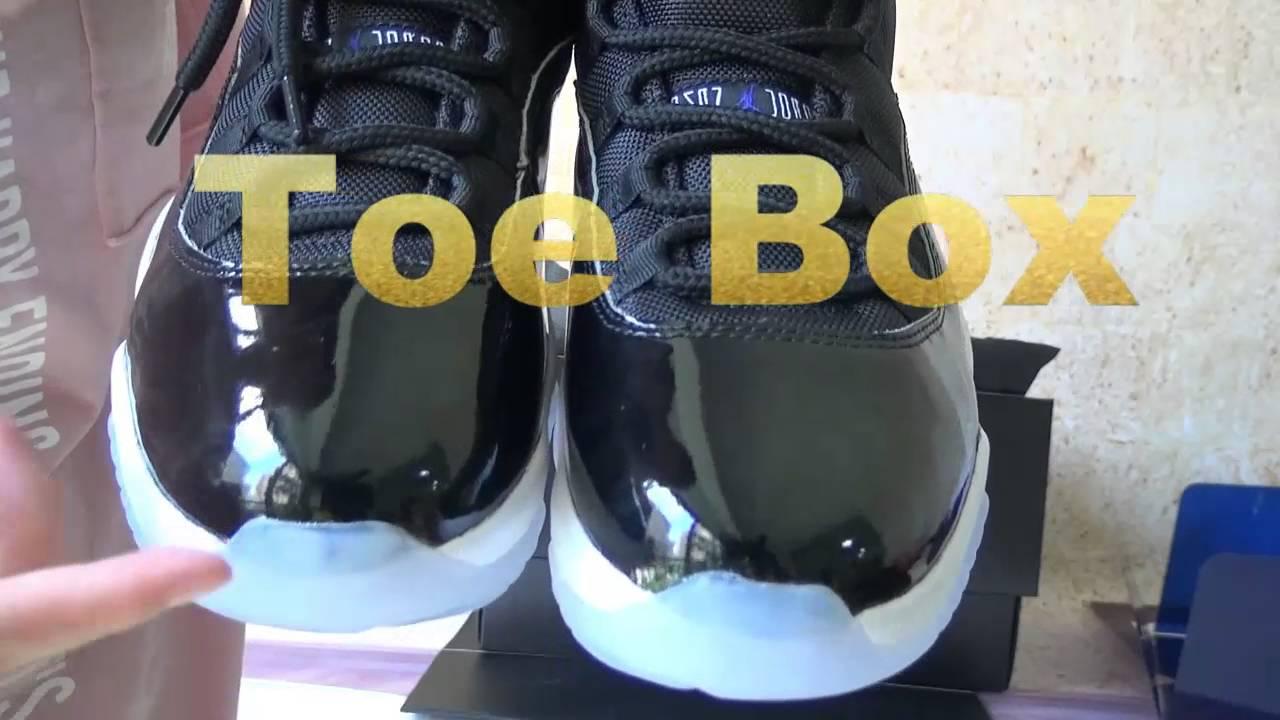 hot sale online 8ae5c 240c1 Best Replica 2016 Nike Air Jordan 11 Space Jam Details Review From  Kickssofire.com