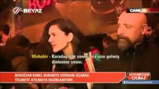 Halit Ergenç​& Bergüzar Korel​ at Ayhan's birthday party  21/3/2015
