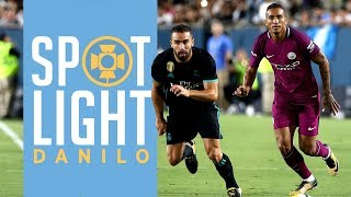 DANILO MAN CITY DEBUT | vs Real Madrid | Man City 4-1 Real Madrid