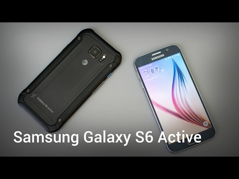 Samsung Galaxy S6 Active обзор