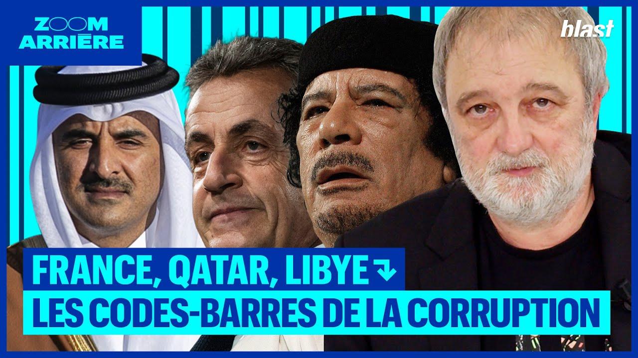Download FRANCE, QATAR, LIBYE : LES CODES-BARRES DE LA CORRUPTION
