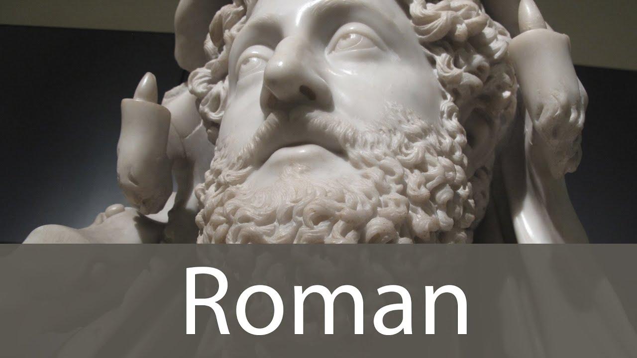 Roman Art History From Goodbye Art Academy
