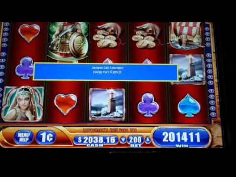 Alexander The Great Slot Machine