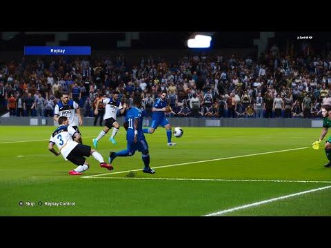 PES 2020   Juventus vs Atalanta   Serie A Tim   Goal Highlights   Ronaldo, Dybala   Gameplay PC