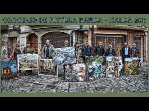 III Concurso de pintura rápida Villa de Nalda 2016