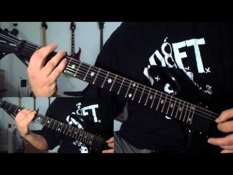 Morbid Angel - Immortal Rites (guitar cover)