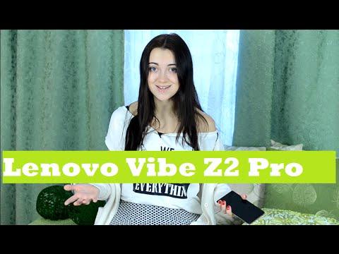 Видео обзор Lenovo Vibe Z2 Pro K920 на русском