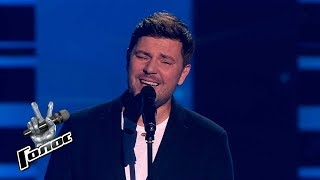 "Dmitry Klinaev performs ""Lullaby"" - Blind Audition - The Voice Russia - Season 8"