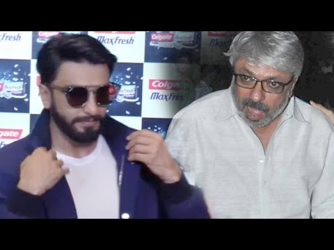 Ranveer Singh Reveals On His Fight With Sanjay Leela Bhansali