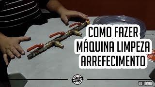 COMO FAZER MÁQUINA LIMPEZA SISTEMA ARREFECIMENTO DO CARRO thumbnail