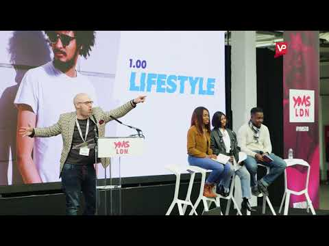 Voxburner's Youth Trends panel discussion at YMS18 LDN