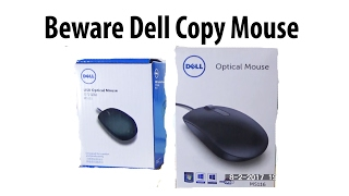 ** Beware Duplicate **Dell MS111 & MS116 Mouse.