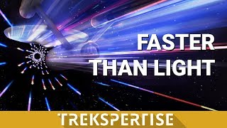 Trekspertise - Faster Than Light