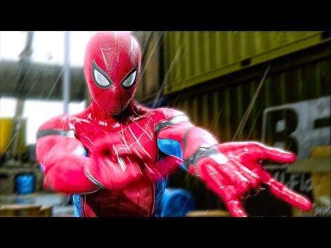 SPIDER MAN PS4 All Cutscenes Full Movie...