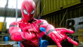 SPIDER MAN PS4 All Cutscenes Full Movie (SPIDERMAN PS4)