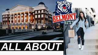Belmont University Pros and Cons | small college experience by a freshman