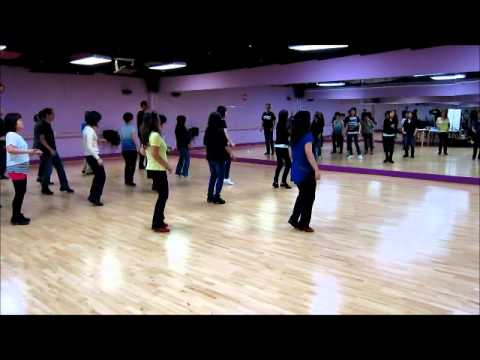 No Trespassing ~ Gloria Stone - Line Dance (Walk thru & Danced)
