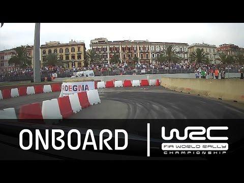 WRC - Rally Italia Sardegna 2015: Neuville Onboard SS01