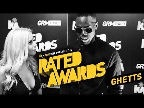 Ghetts discusses the return of F*ck Radio & new album | #RatedAwards 2015