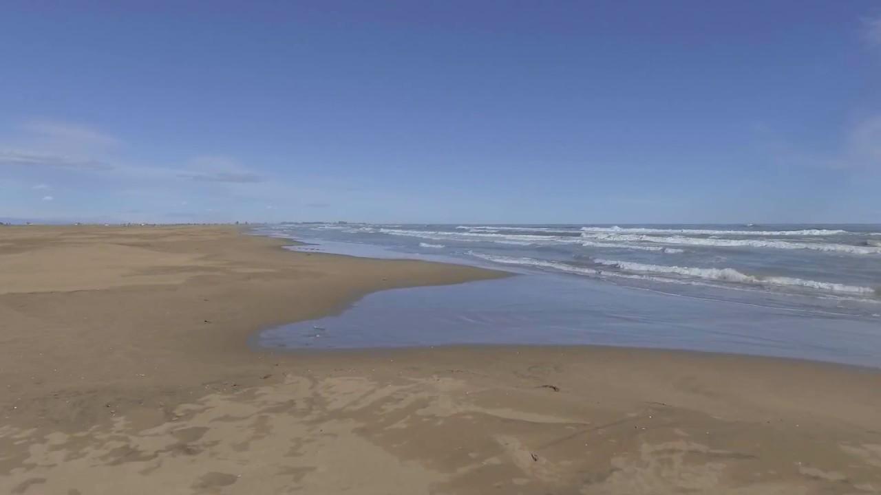 Free Stock Footage Beach Drone Full HD