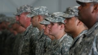 Over Half of the 26,000 Reported Military Sexual Assaults Involve Male Victims