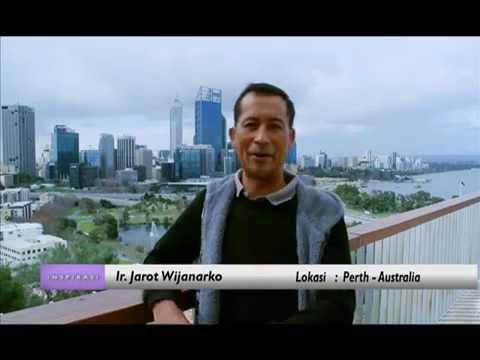 Ujian Ekonomi, Inspirasi Sukses oleh Ir. Jarot Wijanarko di Perth