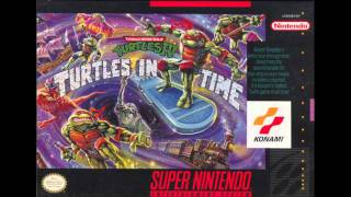 TMNT 4 (SNES) Music: Alleycat Blues Extended HD