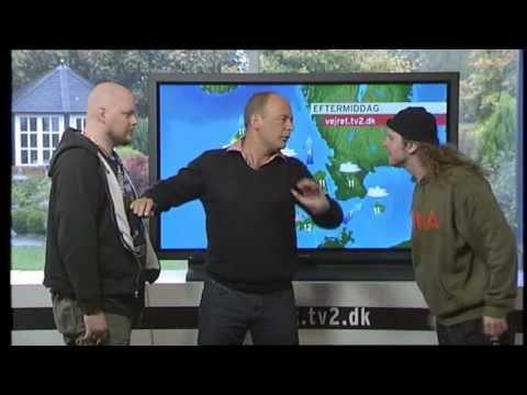 TV2 Vejret afbrydes - Hvor Fanden Er Herning? - TV2 Zulu