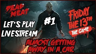 Friday the 13th VIDEO GAME Let