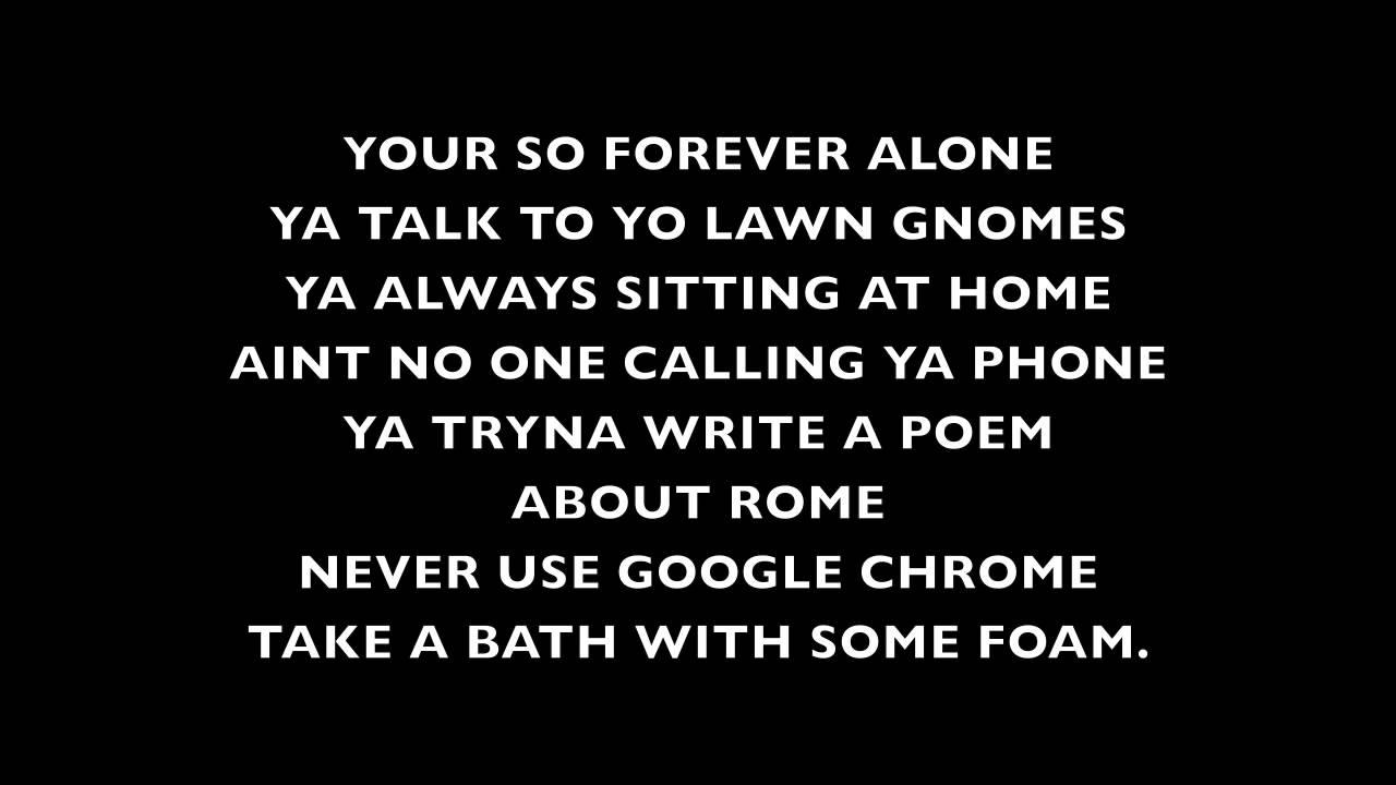 Nursey Rhymes Rap (lyrics Included)