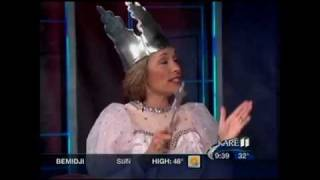 Tips for a Healthy Halloween (October 2011 on KARE 11)