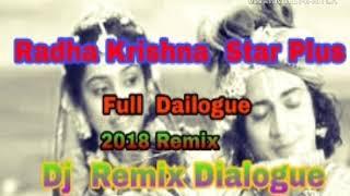 Dj Mix   Radha Krishn Tum bina mein kuch nhi best dj remixes  1 song   Radha Krishn   Star Bharat