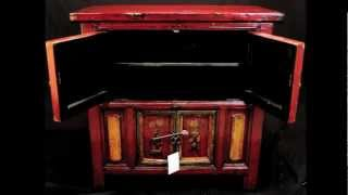 Seyoki Antique Chinese Cabinet