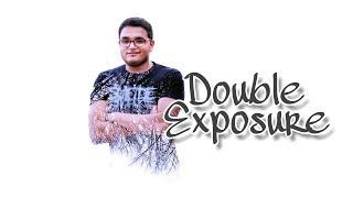 ✅Picsart tutorial Double Exposure Effect💫