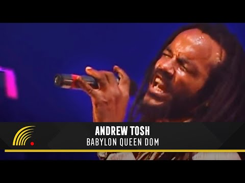 Andrew Tosh - Babylon Queen Dom - Tributo a Peter Tosh